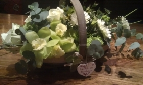 Luxury Fresh Flower Trug