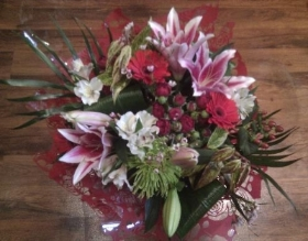 Traditional Hand Tied Bouquet